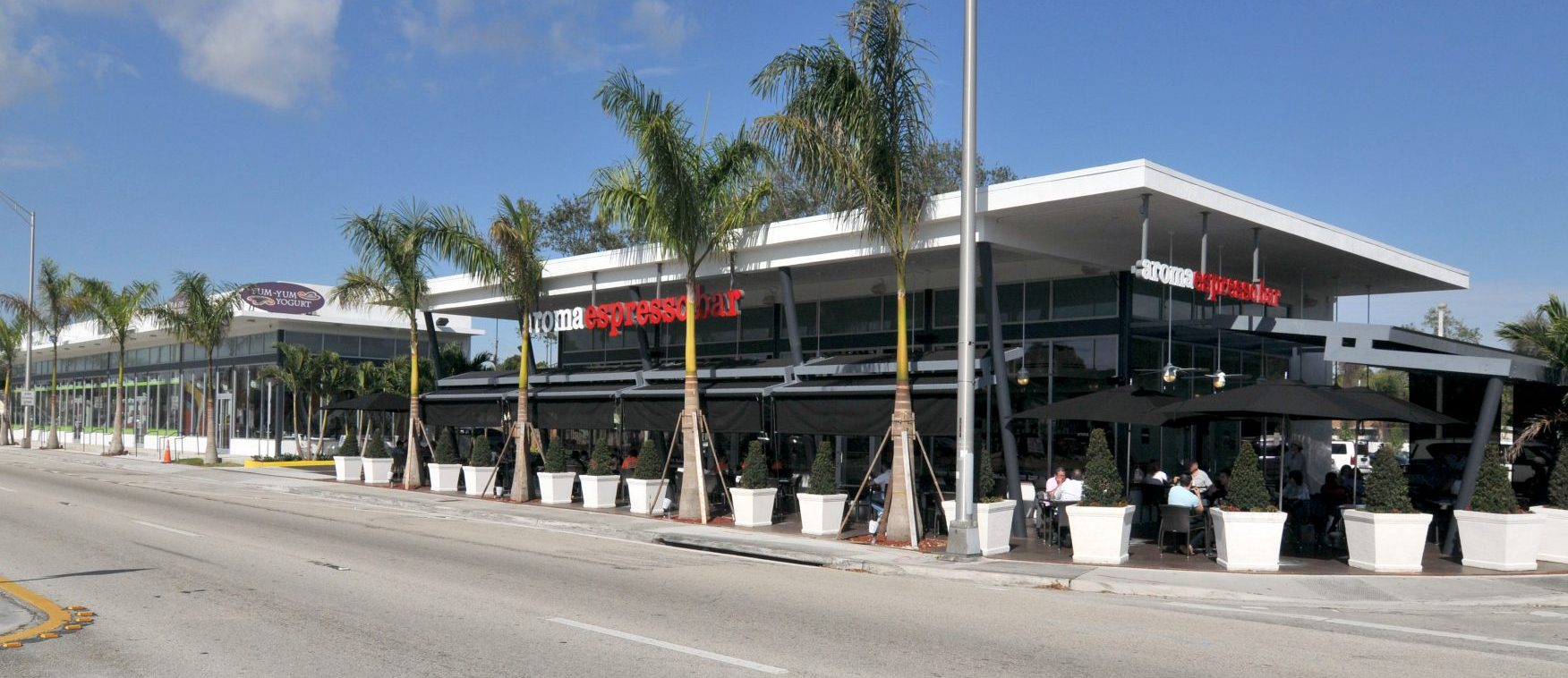 Aroma Shopping Center